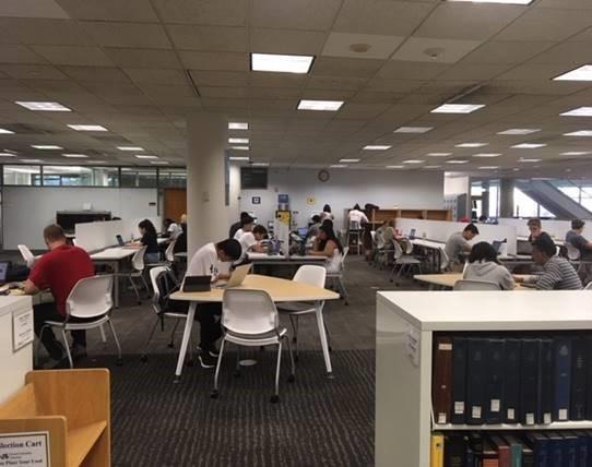 Photo Essay Drexel Libraries Renovates 1st Floor Of W W Hagerty Library Drexel University