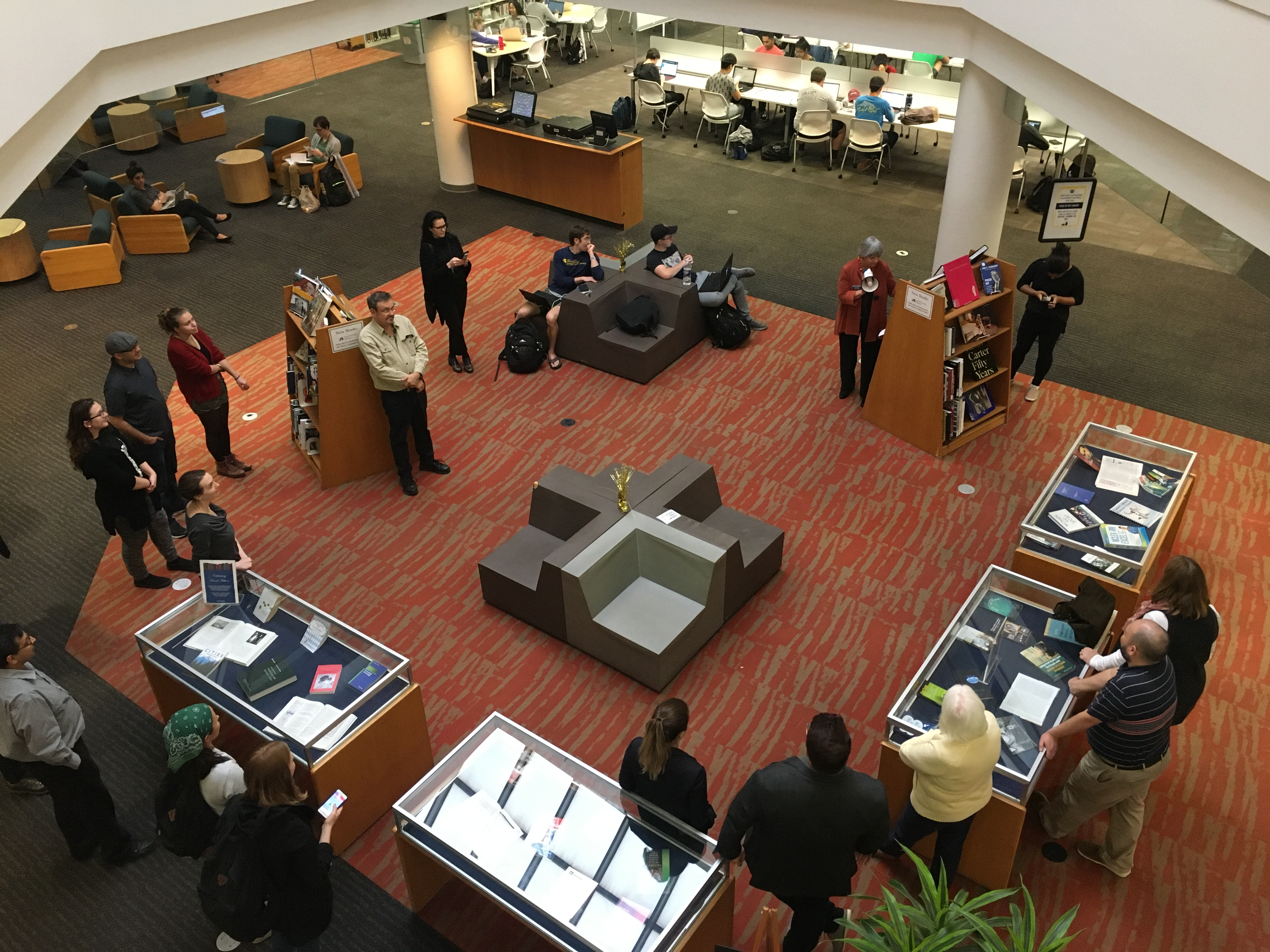 The Libraries Celebrates Hagerty Library Redesign And The Drexel Students Staff Who Made It Happen Drexel University