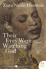 Cover image of the book 'Their Eyes were Watching God'