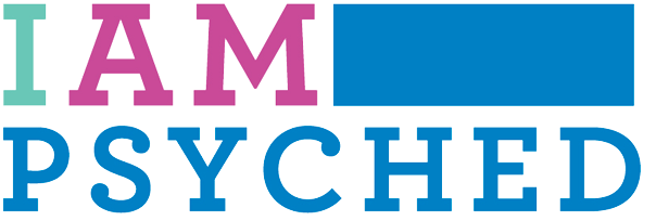 The I Am Psyched logo